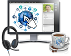 Virtual Meeting Space